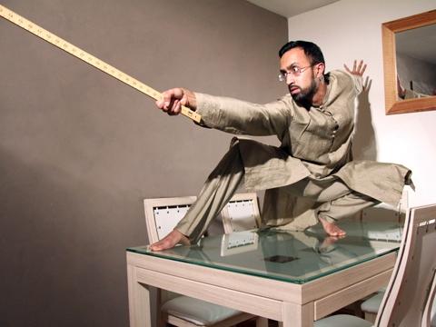 Hetain Patel in Be Like Water