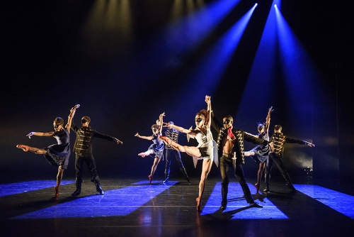 Ballet Black in Mark Bruce's Second Coming (photo: Bill Cooper)