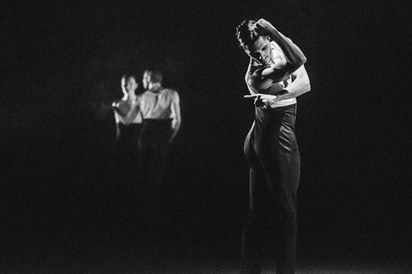 Scottish Dance Theatre in Process Day (photo: Brian Hartley)