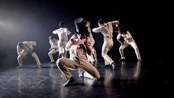 Avant Garde Dance in Fagin's Twist (photo: Rachel Cherry)