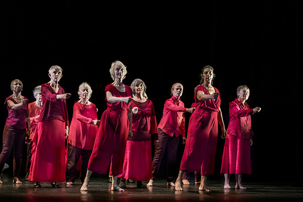 ELIXIR FESTIVAL at Sadler's Wells, London, UK ; 22 June 2017 ; Credit : Johan Persson