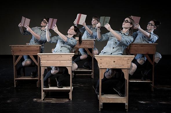 The Desk, Edinburgh Festival Fringe