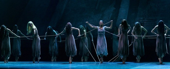 Akram Khan's Giselle for English National Ballet