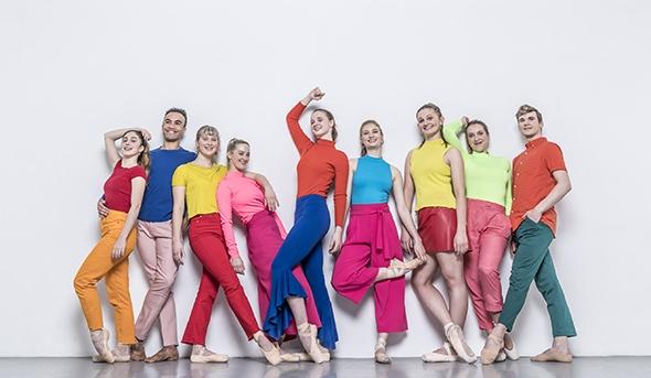 London Studio Centre classical Images Ballet Company