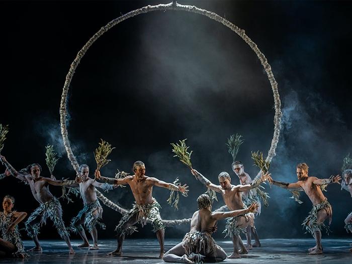 Bangarra Dance Theatre, Bennelong, Dance on Screen